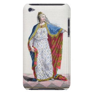 Reina de Blanche de Castile (1185/88-1252) de Carcasa Para iPod