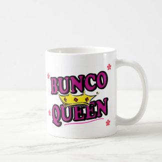 Reina de Bunco Tazas De Café