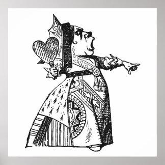 Reina de corazones posters