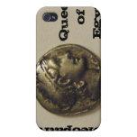 Reina de Egipto Cleopatra i iPhone 4/4S Fundas
