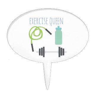 Reina de Exercice Figuras De Tarta