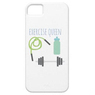 Reina de Exercice iPhone 5 Case-Mate Cárcasas