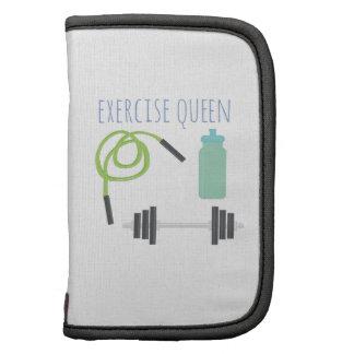 Reina de Exercice Organizador