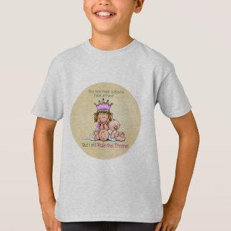 Reina de gemelos - camiseta de la hermana grande remeras
