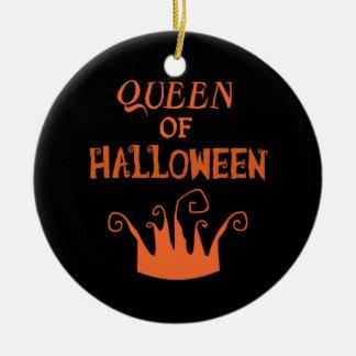 Reina de Halloween Ornamentos De Reyes