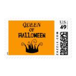 Reina de Halloween Sellos