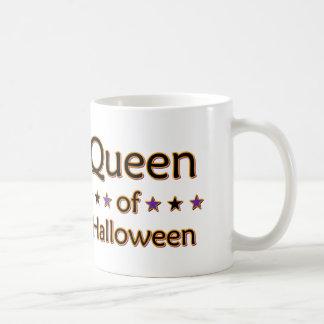 Reina de Halloween Taza