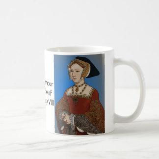Reina de Jane Seymour del Enrique VIII de Taza Clásica