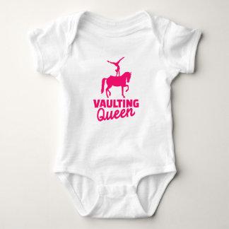 Reina de la bóveda body para bebé