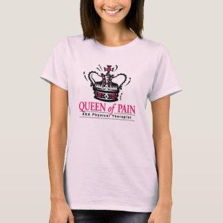 """Reina de la camiseta del terapeuta físico del"
