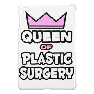 Reina de la cirugía plástica iPad mini carcasas
