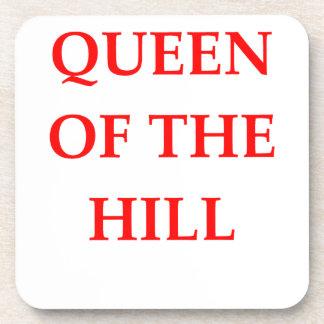 reina de la colina posavasos