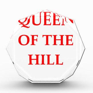 reina de la colina