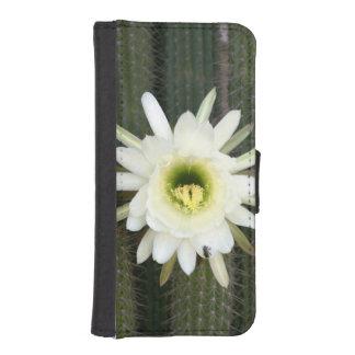 Reina de la flor del cactus de la noche, región fundas tipo billetera para iPhone 5