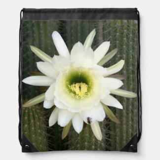 Reina de la flor del cactus de la noche, región mochila