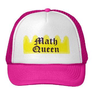 Reina de la matemáticas gorro