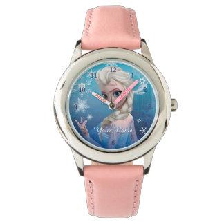 Reina de la nieve de Elsa el | Relojes