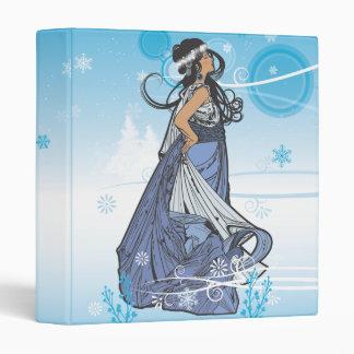 """Reina de la nieve de las vacaciones de invierno carpeta 1"""""""