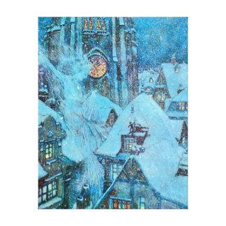 Reina de la nieve en el ejemplo de Dulac de la Lona Envuelta Para Galerias