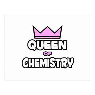 Reina de la química postal
