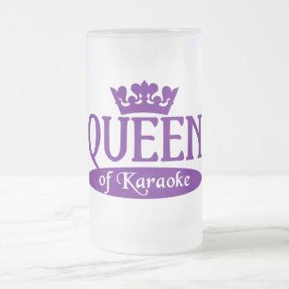 Reina de la taza del Karaoke - elija el estilo y e