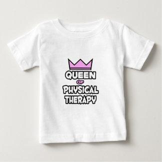 Reina de la terapia física playera de bebé