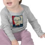 Reina de las actividades bancarias de Anti-Barney Camisetas