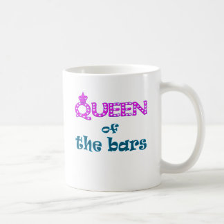 Reina de las barras taza clásica