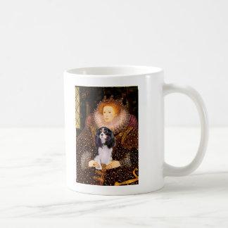 Reina de los caballeros (tri) - taza de café