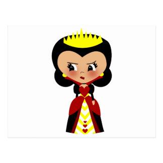 Reina de los corazones - las aventuras de Alicia e Postales