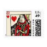 Reina de los sellos de los corazones