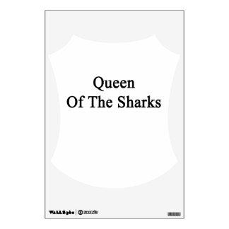 Reina de los tiburones vinilo