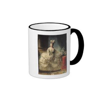 Reina de Marie Antonieta de Francia, 1779 Taza