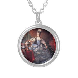 Reina de Marie Antonieta del collar de Francia