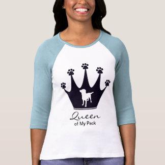Reina de mi paquete camiseta