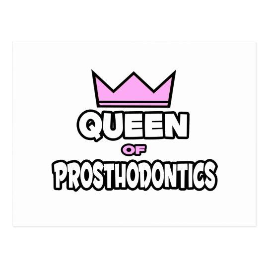 Reina de Prosthodontics Postales