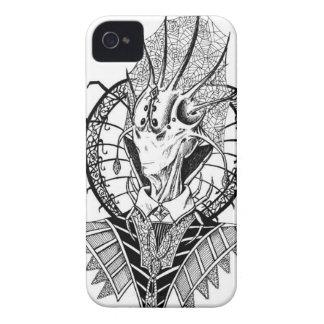 Reina de Regina del Arachne Case-Mate iPhone 4 Carcasa