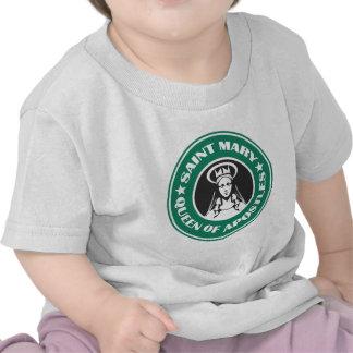 Reina de St Mary de apóstoles Camisetas