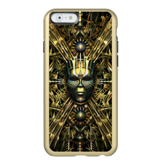 Reina de Steampunk Funda Para iPhone 6 Plus Incipio Feather Shine