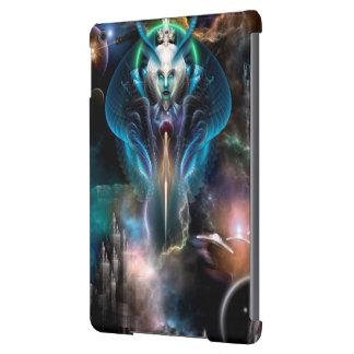 Reina de Thera de la caja del aire del iPad de la Funda Para iPad Air