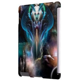 Reina de Thera del caso del iPad de la galaxia Funda Para iPad