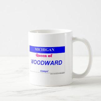 Reina de Woodward Taza Clásica