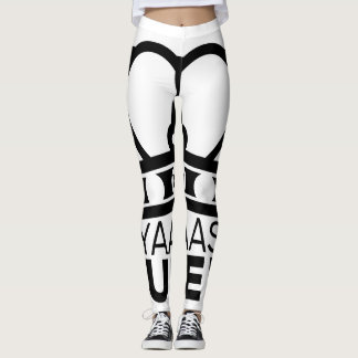 ¡REINA DE YAAAAS! Polainas Leggings