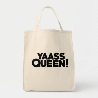 Reina de Yaass Bolsa Tela Para La Compra