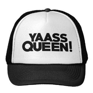 Reina de Yaass Gorras De Camionero