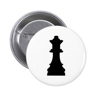 Reina del ajedrez pins