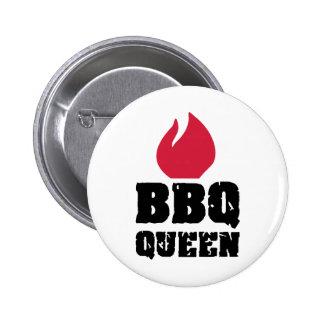 Reina del Bbq Pin