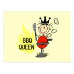Reina del Bbq Postales