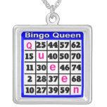 Reina del bingo joyeria personalizada