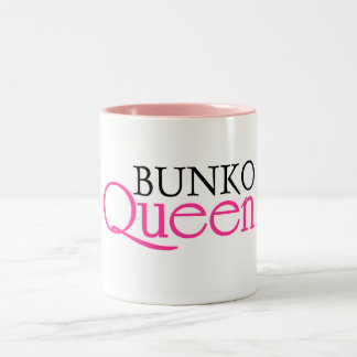 Reina del Bunko Taza